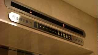 天王寺ミオのエレベーター