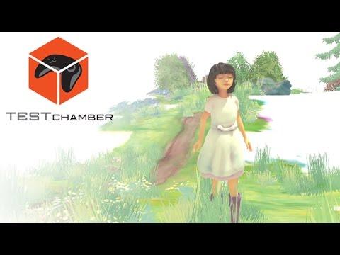 Test Chamber - Beyond Eyes