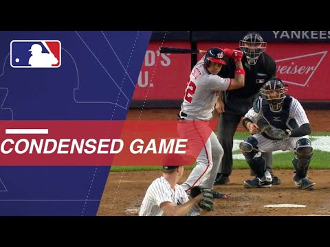 Condensed Game: WSH@NYY - 6/13/18