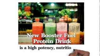 tasty booster fuel protein smoothies made from new energy drink
