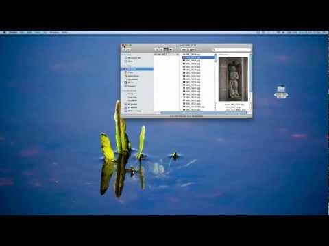 Mac OS X: How to Burn a Data DVD/CD/Disc on a Mac (TUTORIAL)