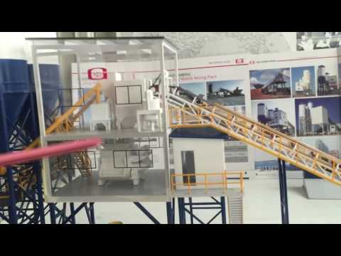 Qingdao Xinxing concrete mixing plant