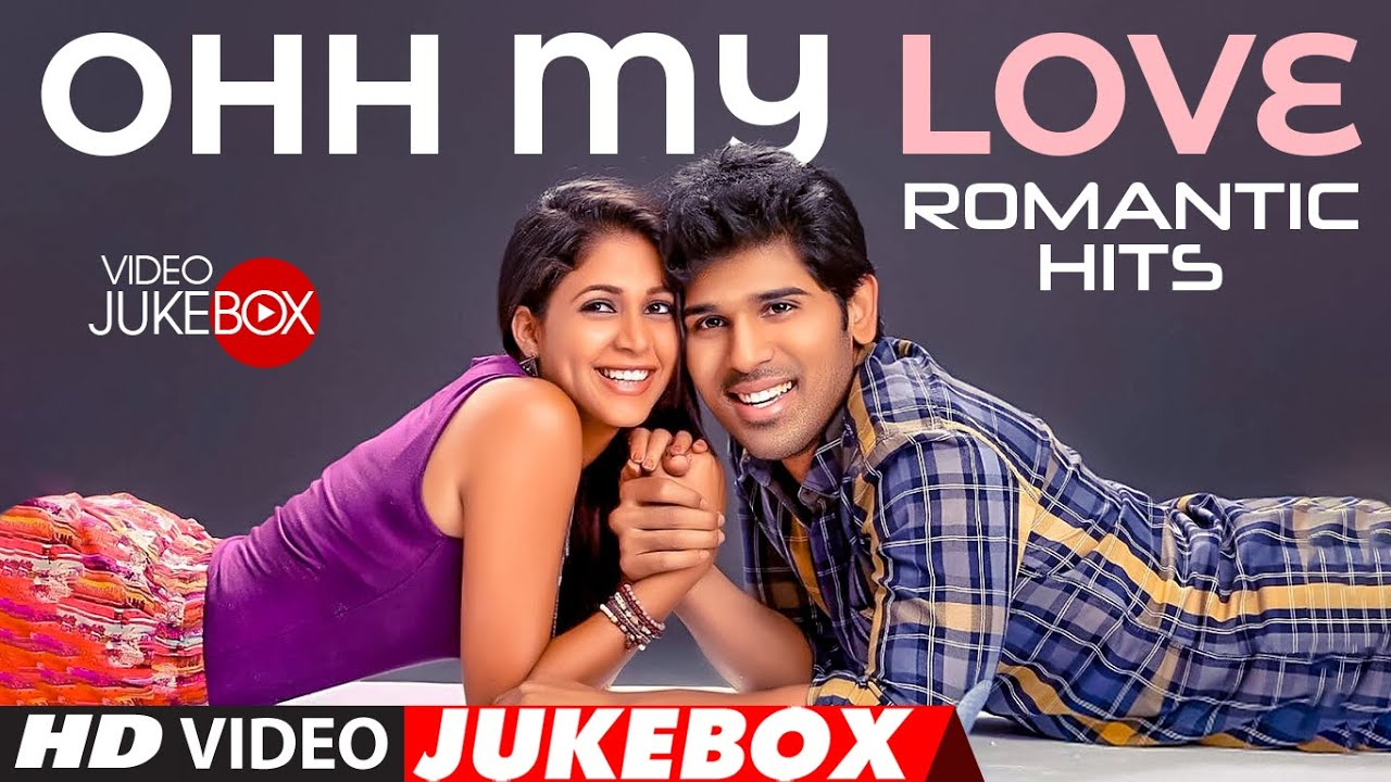 Ohh My Love Romantic Hits Video Songs Jukebox | Latest Telugu Romantic Hit Songs