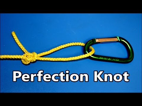 The  Perfection Loop Knot In Details | Angler's Loop Knot | Popular Knots