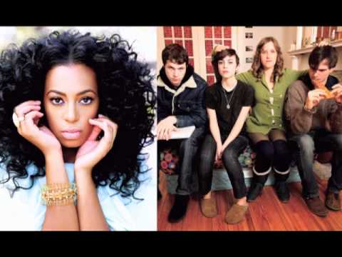 Solange Knowles - Stillness is the Move (Dirty Projectors Cover)