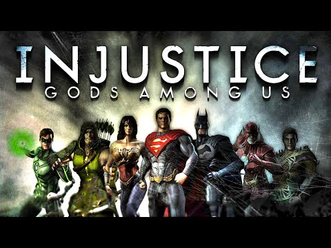 Injustice: Gods Among Us. Обзор Игры (Gameplay iOS/Android)
