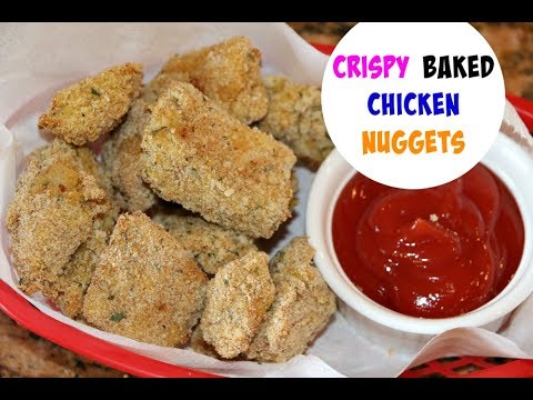 Crispy Baked Chicken Nuggets Recipes From A Small Kitchen