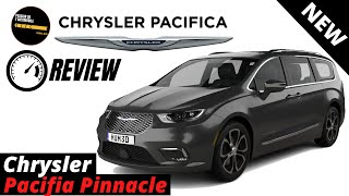 Chrysler Pacifica 2021- Test Drive & Review (4K)