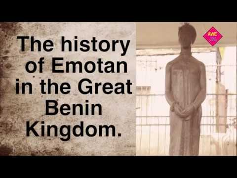 Heroic Woman: The History of Emotan in Benin. Chief Omo-Osagie Utetenegiabi (West African Culture)