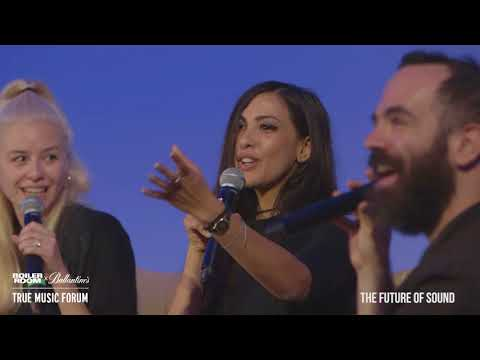 Boiler Room x Ballantine's True Music Forum - The Future of Sound