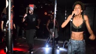 Happy Freestyle / Live Performance Feat. NUU World & Kola Rai