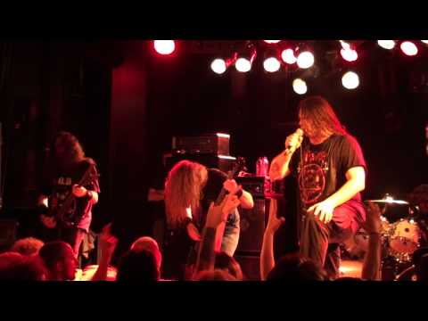 Cannibal Corpse - Hammer Smashed Face + Stripped, Raped and Strangled LIVE