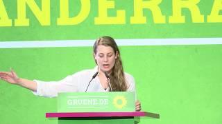 Aussprache Jamaika-Sondierungen Jamila Schäfer