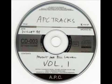 Bill Laswell - APC TRACKS Volume 1 - Magnetic D. Street