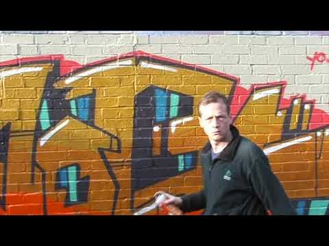 Graffiti Derby show reel 4