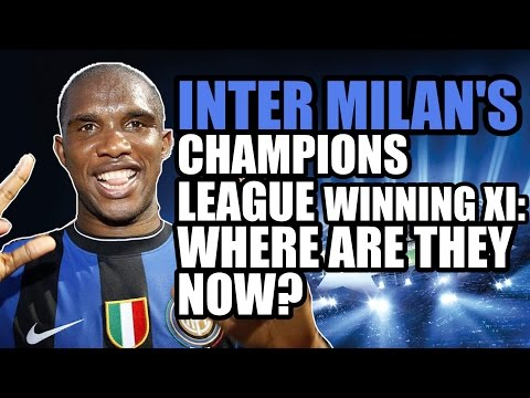 Inter Milan's 2010 Champions League Winning XI: Where Are They Now?