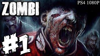 Zombi PS4 Gameplay Walkthrough Part 1 [1080p HD PS4] - No Commentary (ZombiU PS4)