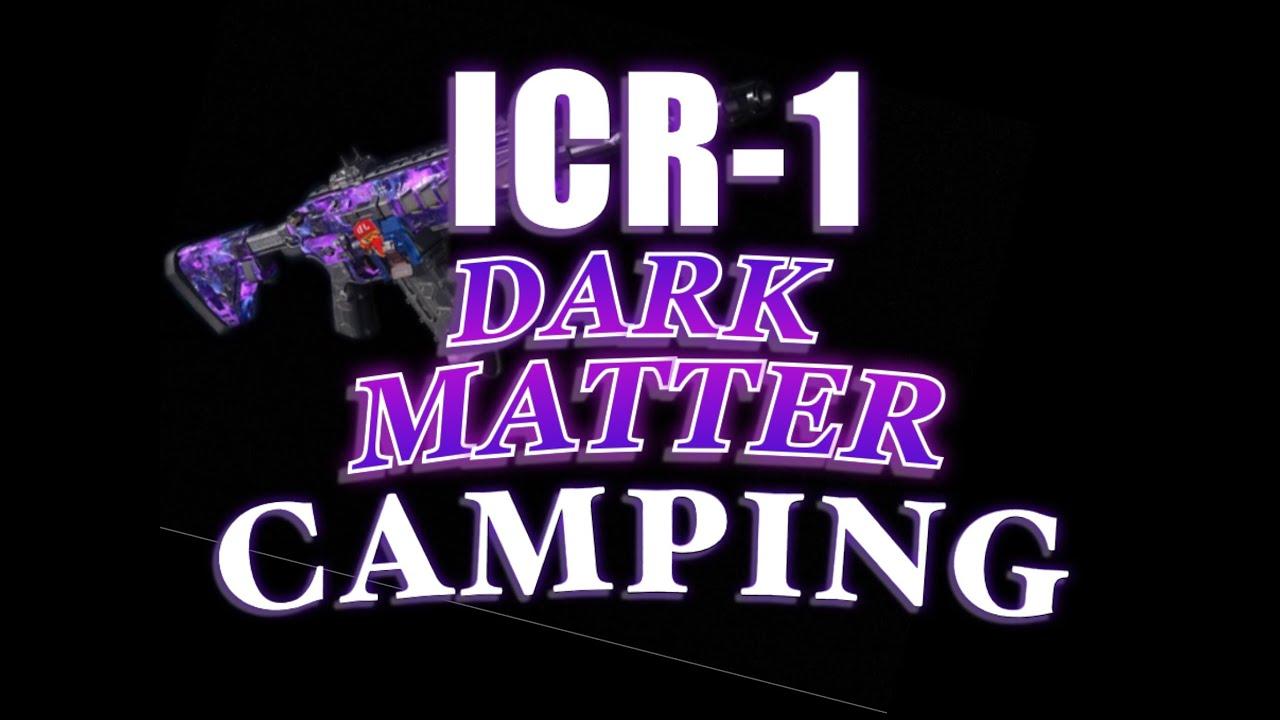 Black Ops 3 Dark Matter ICR-1 Best Class Setup & How To Improve At