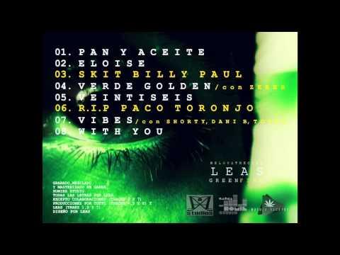 """Leas - Green fire """"2011""""[TRABAJO COMPLETO]"""