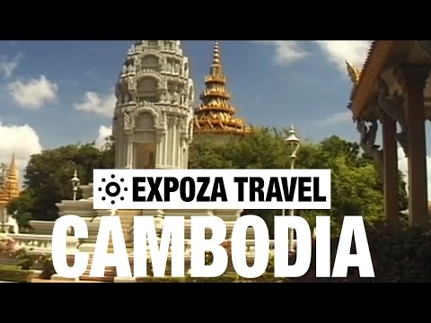 Cambodia (Asia) Vacation Travel Video Guide