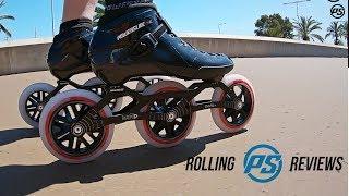Powerslide One race skates - Rolling Reviews