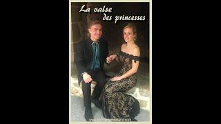 La valse des princesses – Emmanuel Rolland – ABONNEZ -VOUS