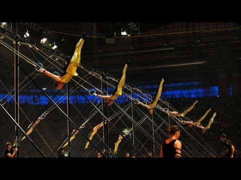 Gymnaestrada 2011 - Swiss National Evening - We are Gymnastics!