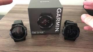 Garmin Fenix 5X vs 5X Plus IS IT WORTH THE UPGRADE?