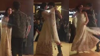 Ishaan Khattar Romantic Dance With Jhanvi Kapoor At Dhadak Title Track Launch