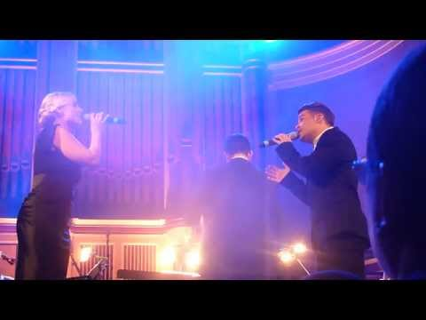 Movies & Musicals, Aberdeen - Joe McElderry & Kerry Ellis duet with 'Beauty and the Beast'