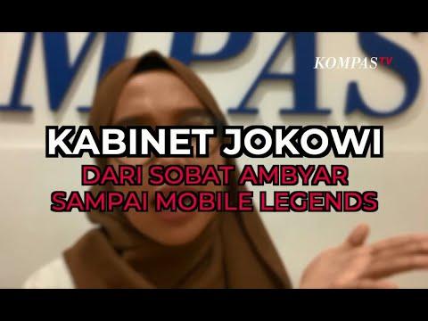 Vlog Cerita Seru 3 Menteri Jokowi Dari Sobat Ambyar Hingga Hobi