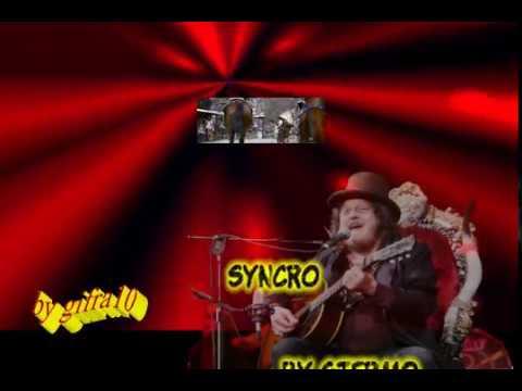 Zucchero - Partigiano Reggiano (con cori) (karaoke fair use)