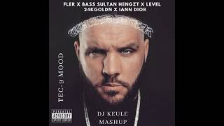 Fler x Bass Sultan Hengzt x Level x 24kGoldn x Iann Dior - TEC-9 Mood (DJ Keule Mashup)