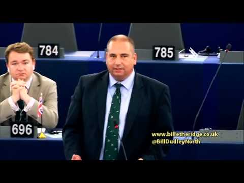 'Private Finance Initiative' schemes must be opposed - UKIP MEP Bill Etheridge