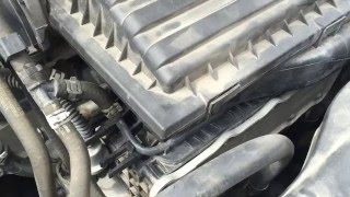 Троит двигатель 1,2 TSI на OCTAVIA A7