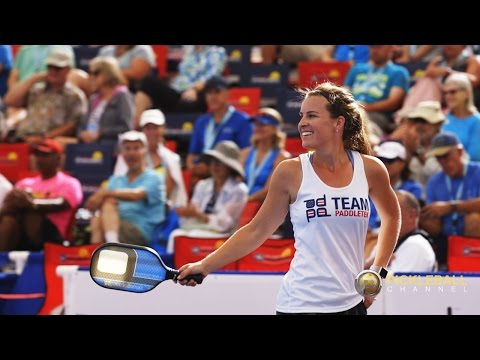 Action-Packed Doubles From Minto US Open Pickleball Championships 2017