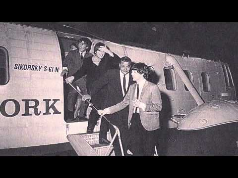 Paul & George, Brian Epstein with Larry Kane - NYC ca. 28 Aug 1964 [Audio Only]