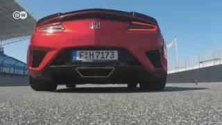 هوندا NSX | عالم السرعة