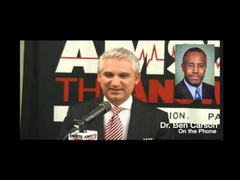 Dr. David Samadi: Future 2016 Presidential Candidate Dr. Ben Carson