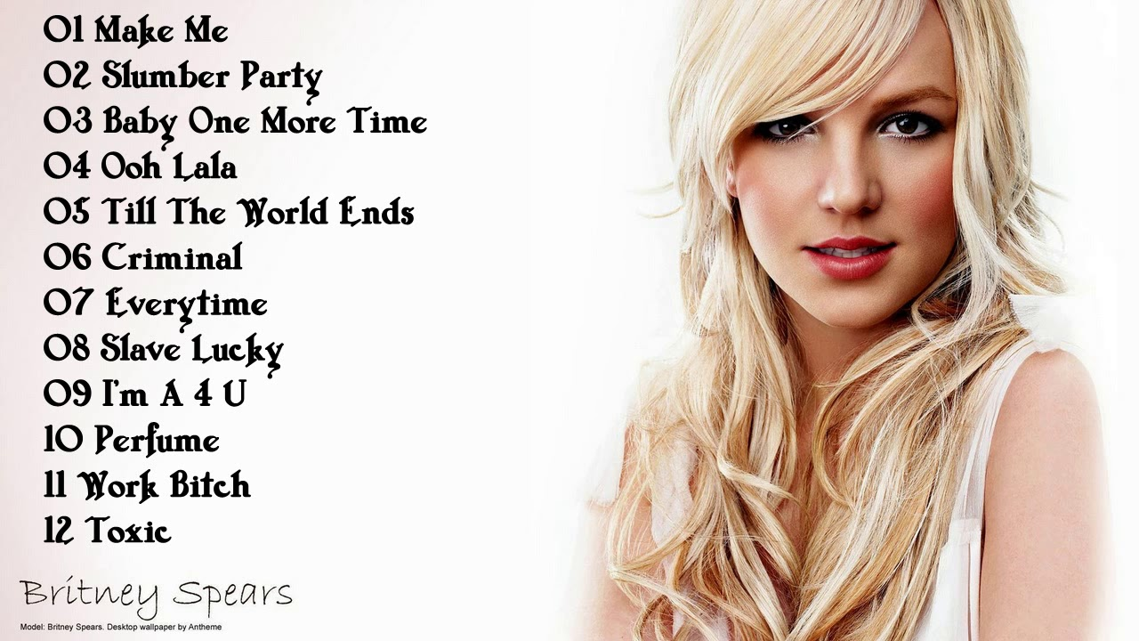 Britney Spears Best So...
