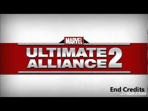 Marvel Ultimate Alliance 2 OST 1224 - End Credits