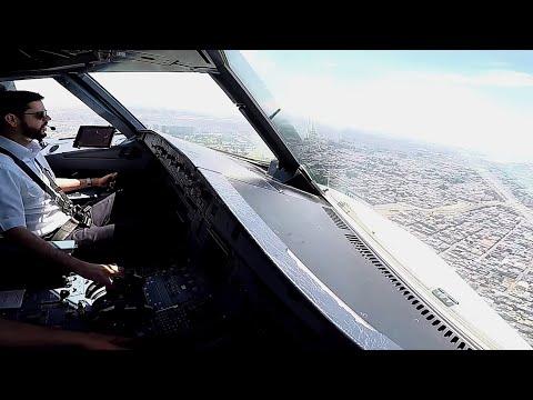 Aterrizaje en Bogotá