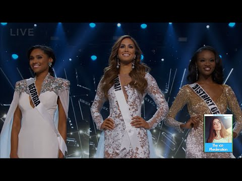 2016 Miss USA Top 3 Revealed | LIVE 6-5-16