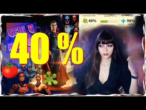 Justice League Rotten Tomatoes Score Should not affect you