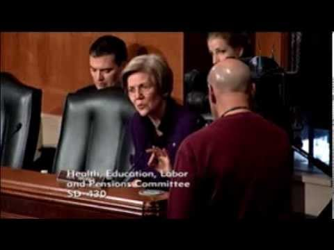 Senator Elizabeth Warren - Surgeon General Nomination Hearing