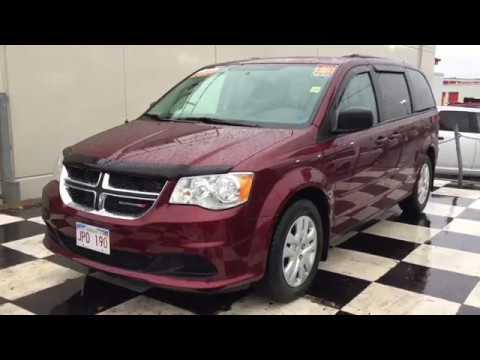 2017 Dodge Grand Caravan|Passenger Van|Seats 7|Backup Camera|