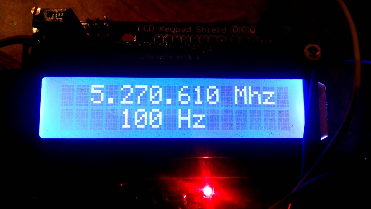 A DDS VFO for the TS-520S | KV6O