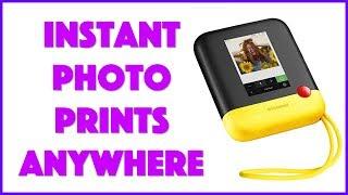 20MP Digital Camera + Prints? The Polaroid Pop - Review!