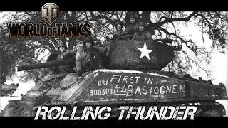 World of Tanks - Rolling Thunder