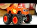 Все серии подряд про чудо машинки в видео для детей